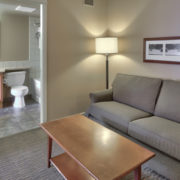 MLK Ski Weekend 1 Bedroom with Den Village Suite Den view 1