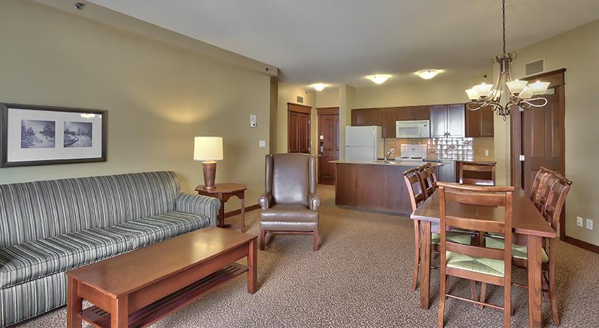 Suites ...