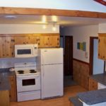 MLK Ski Weekend 4 bedroom chalet kitchen 2