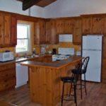MLK Ski Weekend 5 Bedroom chalet kitchen upstairs