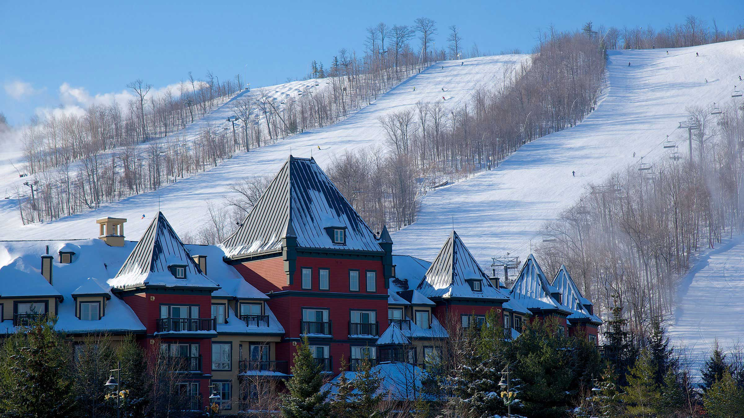 blue mountain resort village 3 bedroom suite – $2,100 (non