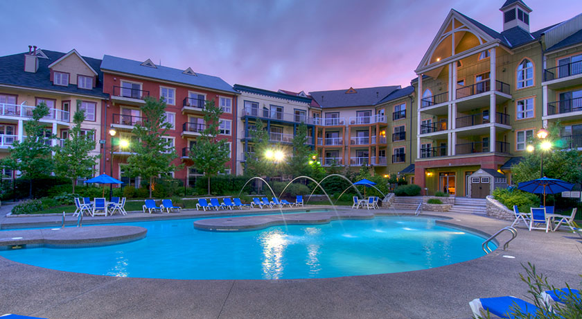 Blue Mountain Resort Village Studio Suite 850 Non