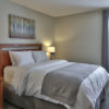 MLK Ski Weekend Mountain Walk 3 bedroom condo full size bed bedroom