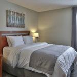 MLK Ski Weekend Mountain Walk 3 bedroom condo full size bed bedroom