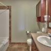 MLK Ski Weekend Rivergrass 2 bedroom villa bathroom