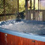 MLK Ski Weekend Black Ski Weekend 10 bedroom executive chalet outdoor hot tub view