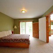 MLK Ski Weekend Black Ski Weekend 10 bedroom executive chalet upper master bedroom