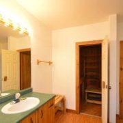 MLK Ski Weekend Black Ski Weekend 8 bedroom chalet bathroom