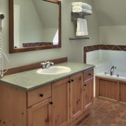 MLK Ski Weekend Black Ski Weekend Snowbridge 4 bedroom villa bathroom
