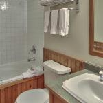 MLK Ski Weekend Black Ski Weekend Snowbridge 4 bedroom villa bathroom 2