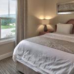 MLK Ski Weekend Black Ski Weekend Snowbridge 4 bedroom villa queen bedroom