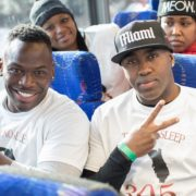 MLK Ski Weekend Black Ski Weekend party bus view Miami Team No Sleep