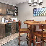 MLK Ski Weekend Mosaic 1 bedroom dining room 2