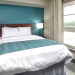 MLK Ski Weekend Mosaic 3 Bedroom suite queen bedroom 2