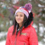 MLK Ski Weekend Official baller winter pom hat
