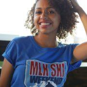 MLK Ski Weekend Royal Blue Official T Shirt 5