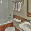 MLK Ski Weekend Snowbridge 3 bedroom luxury Villa bathroom 2