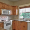 MLK Ski Weekend Snowbridge 3 bedroom luxury Villa kitchen room