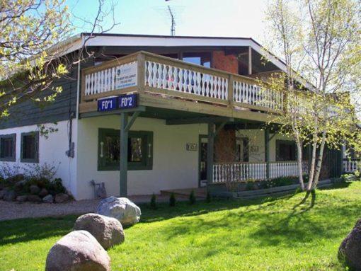 MLK Ski Weekend lodging images 4 bedroom cottage