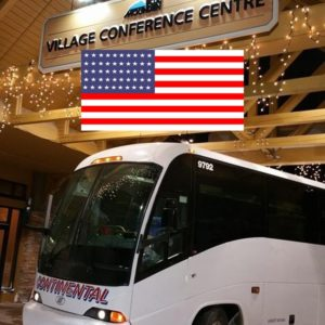 Charter Coach Transportation - Detroit