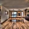 MLK Ski Weekend 8 bedroom luxury chalet -dining area