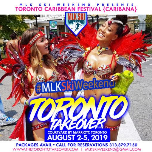 The Toronto Takeover vanilla and creamsicle
