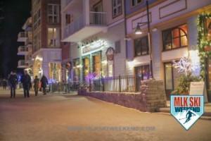 MLK Ski Weekend 2017 Black Ski Weekend stores at night