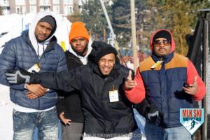 MLK Ski Weekend black men travel too