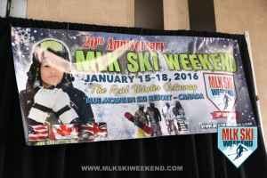 MLK Ski weekend 2016 banner