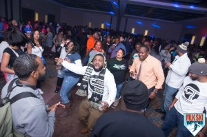 MLK Ski Weekend 2017 Black Ski Weekend party scene