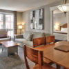MLK Ski Weekend 2 Bedroom Suite Livingroom View 2
