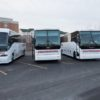 MLK Ski Weekend Charter Coach Party Bus line Up