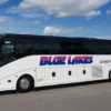 MLK Ski Weekend charter coach bus tour 56 passenger coach