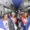 MLK Ski Weekend Black Ski Weekend charter coach party with texas dolls