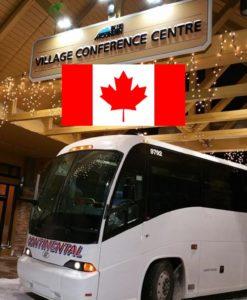 Charter Coach Transportation - Toronto