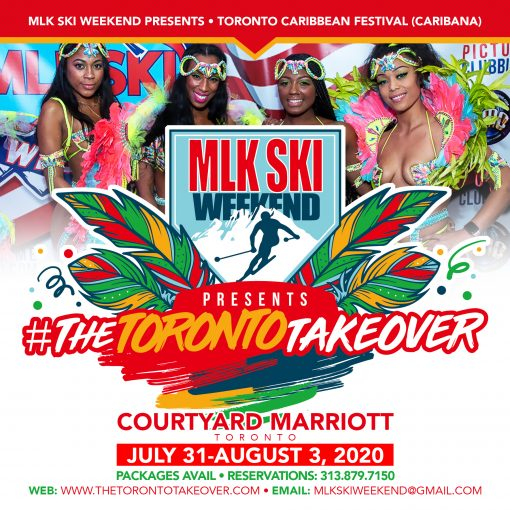 The Toronto Takeover 2020 quad occupancy full payment