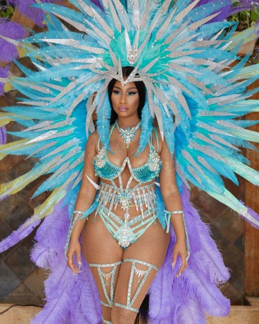 Blue Ice Front Line Costume The Toronto Takeover