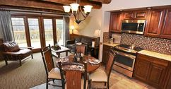 2 BR Hickory chalet