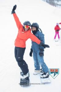 MLK Ski Weekend 2017 Black Ski Weekend Black Girls Snowboard too (1)