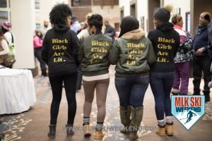 MLK Ski Weekend 2017 Black Ski Weekend Black Girls are Lit