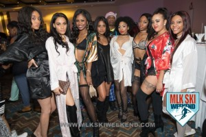 MLK Ski Weekend 2017 Black Ski Weekend Pajama and Lingerie fun party