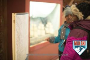 MLK Ski Weekend 2017 Black Ski Weekend Sheffield Park Museum display (1)