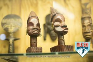 MLK Ski Weekend 2017 Black Ski Weekend artifacts at Sheffield Park Museum (1)
