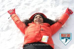 MLK Ski Weekend 2017 Black Ski Weekend first time in snow (1)