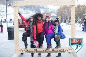MLK Ski Weekend 2017 Black Ski Weekend frame it