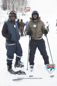 MLK Ski Weekend 2017 Black Ski Weekend learn to ski (1)