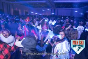 MLK Ski Weekend 2017 Black Ski Weekend party scene (1)
