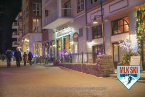 MLK Ski Weekend 2017 Black Ski Weekend stores at night