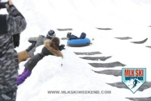 MLK Ski Weekend 2017 Black Ski Weekend tube park (1)