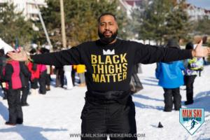 MLK Ski Weekend Black Ski Weekend Lives Matter